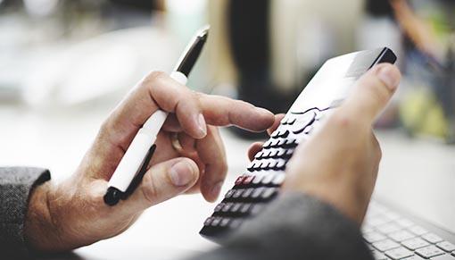 Professionelle Finanzbuchhaltung vom Steuerberater