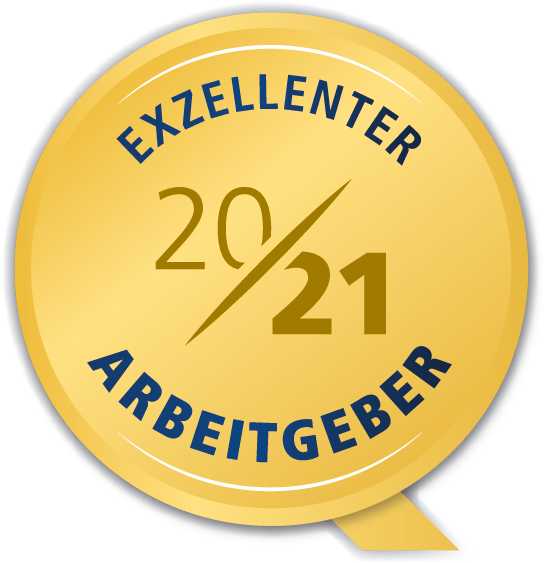 Top-Arbeitgeber 2021