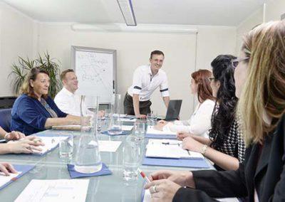 Schulung der GKK für Steuerfachangestellte
