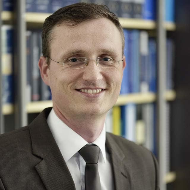German tax consultant Martin Selle