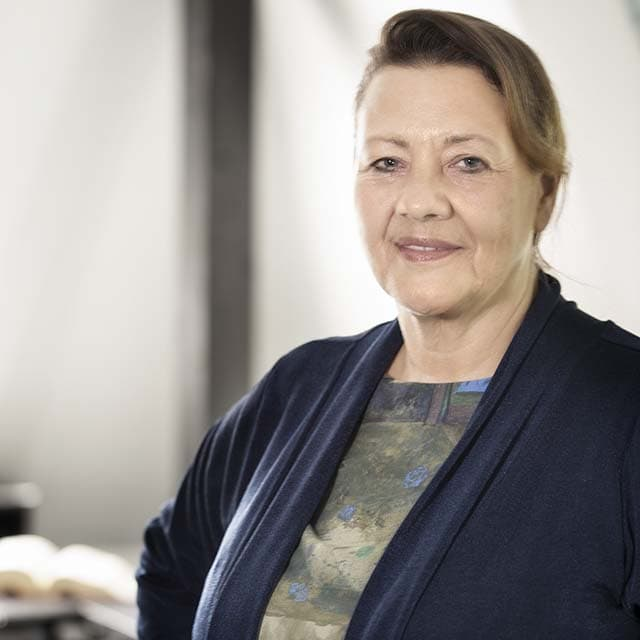 German tax consultant Renate Kricke