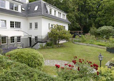 Unser Garten im schönen Neuenhagen